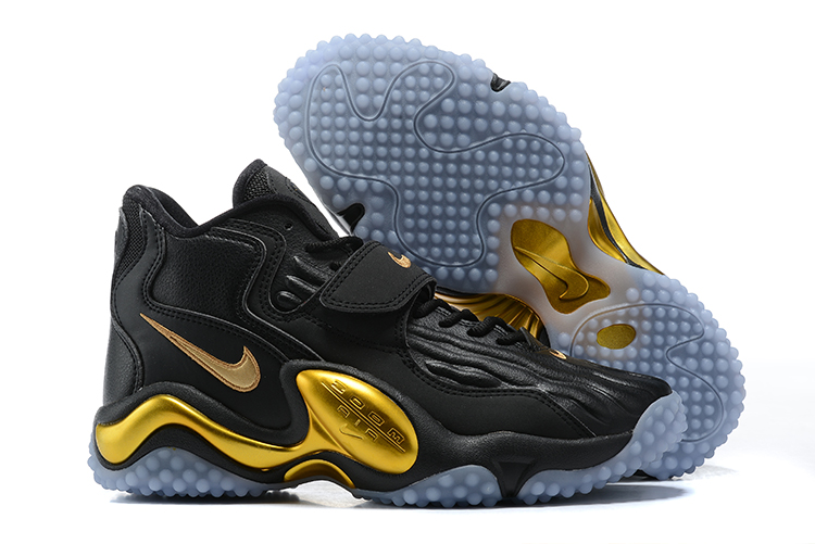 2020 Nike Air Zoom Turf Jet Black Gold