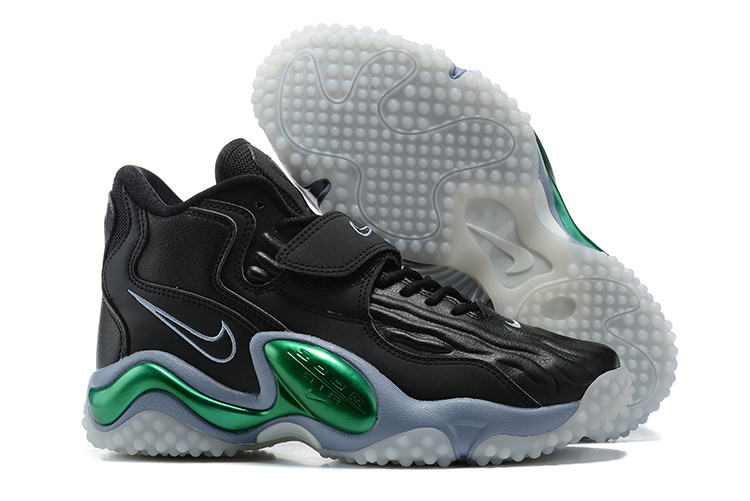2020 Nike Air Zoom Turf Jet Black Shine Blue