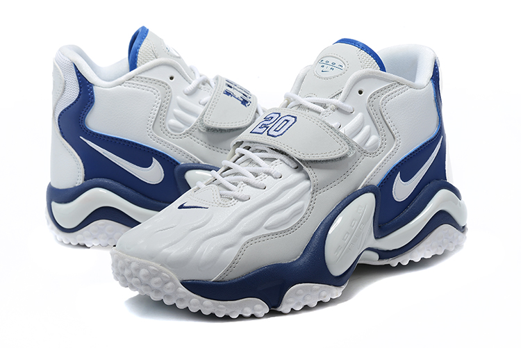 2020 Nike Air Zoom Turf Jet White Blue