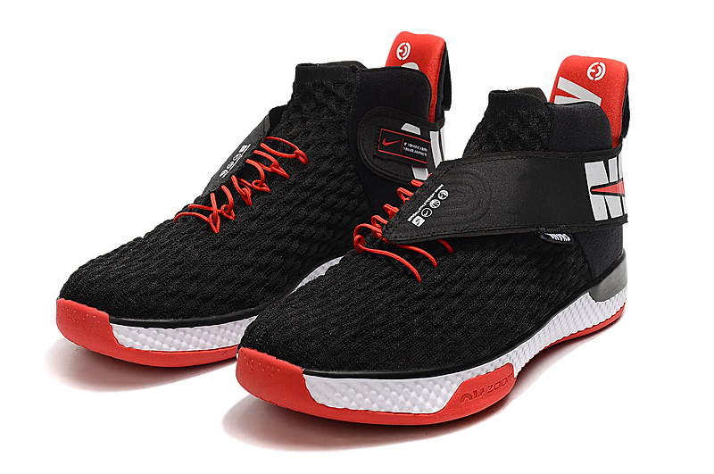 2020 Nike Air Zoom UNVRS Black White Red