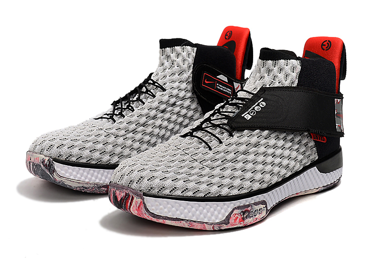2020 Nike Air Zoom UNVRS Grey Black Red