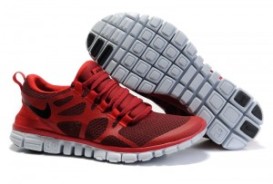 Nike Free 3.0 V3 Womens Shoes red