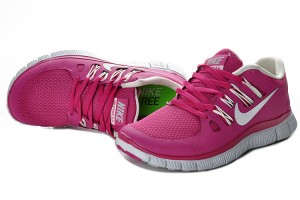 Women Nike Free 5.0 V2 Shoes Purple