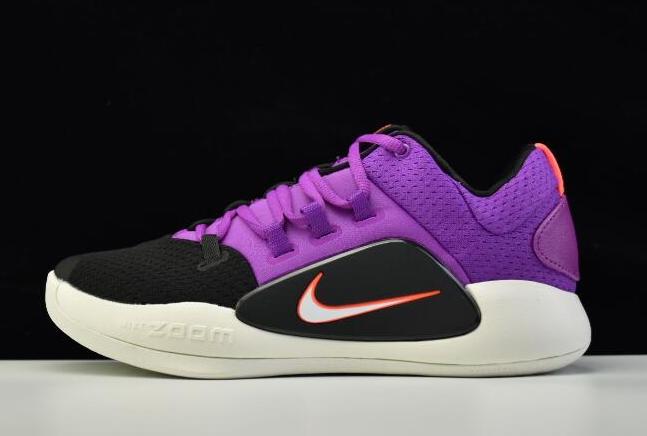 on sale c970d bac20 Nike Hyperdunk X Low EP Purple Black-White