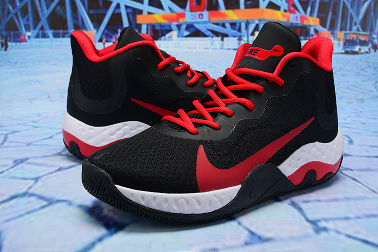 2020 Nike KD Trey 6 Vllll Black Red White