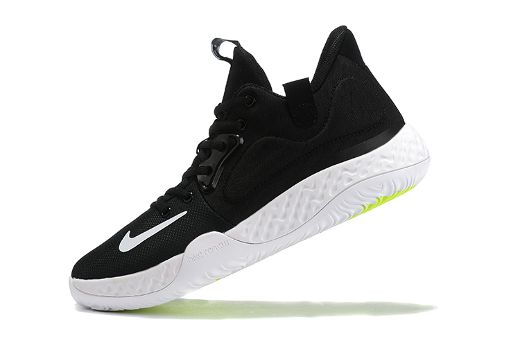 2020 Nike KD Trey IV Black White