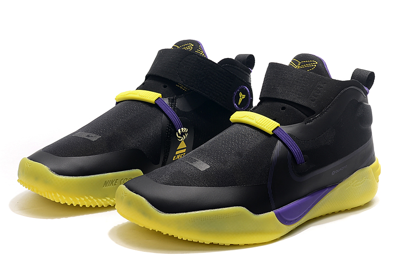 2019 Kobe Bryant AD NXT Black Yellow Purple