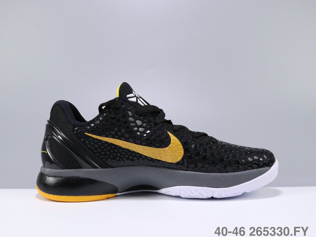 New Nike Kobe Bryant 6 Protro Del Sol Shoes