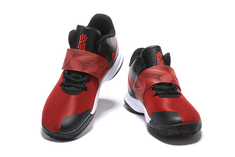 New Nike Kyrie Flytrap 3 Red Black White