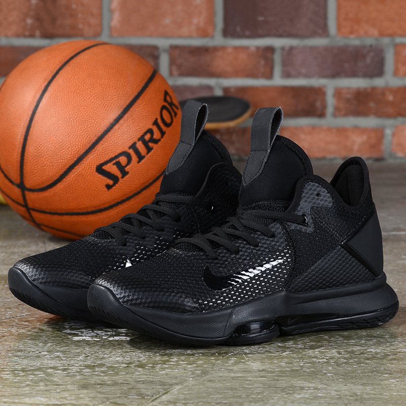 2020 Nike LeBron James Witness IV All Black