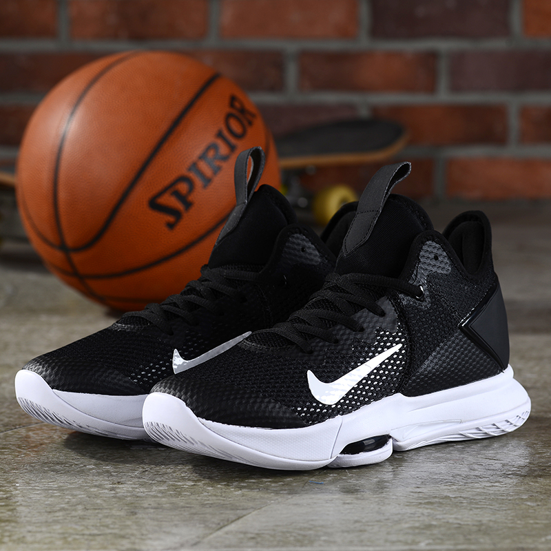 2020 Nike LeBron James Witness IV Black White