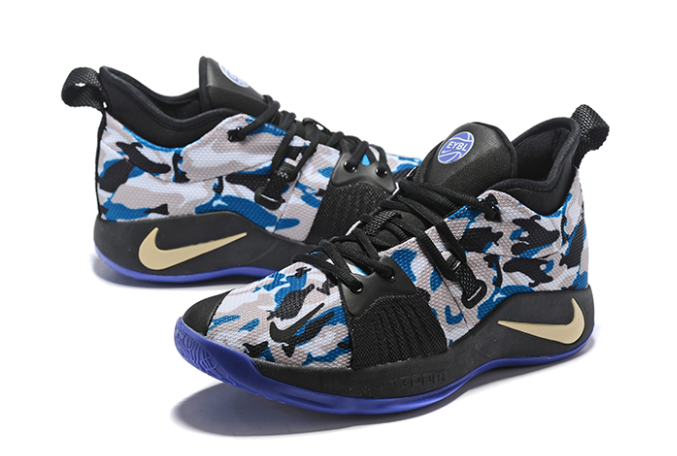 "Nike PG 2 EYBL ""Camo"" Shoes"