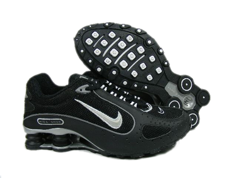 Nike Shox Monster Black White