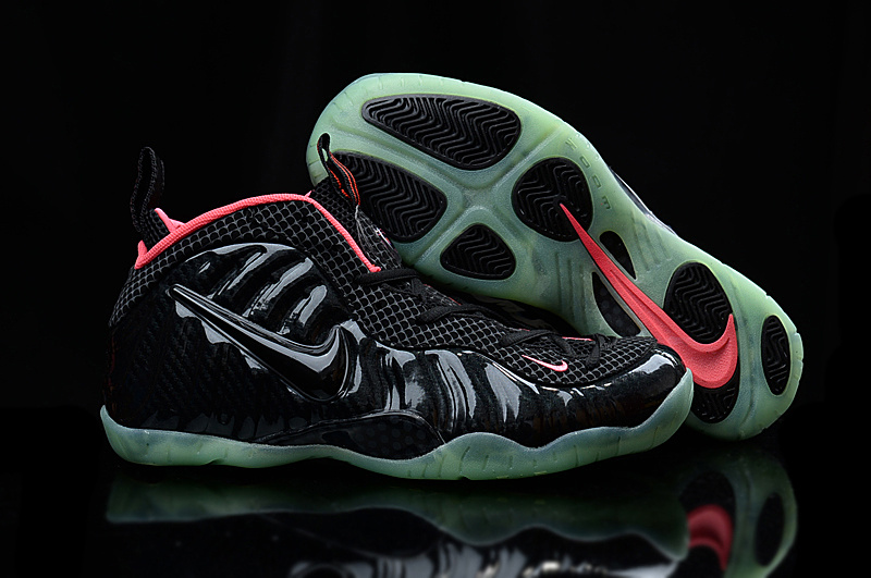 Nike Air Foamposite Penny Black Red Shoes