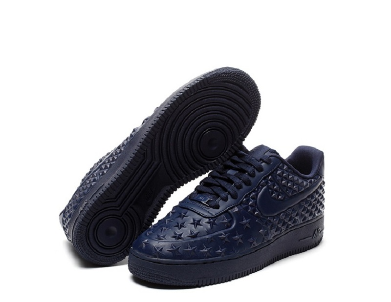 Nike Air Force 1 LV8 VT All Blue Shoes