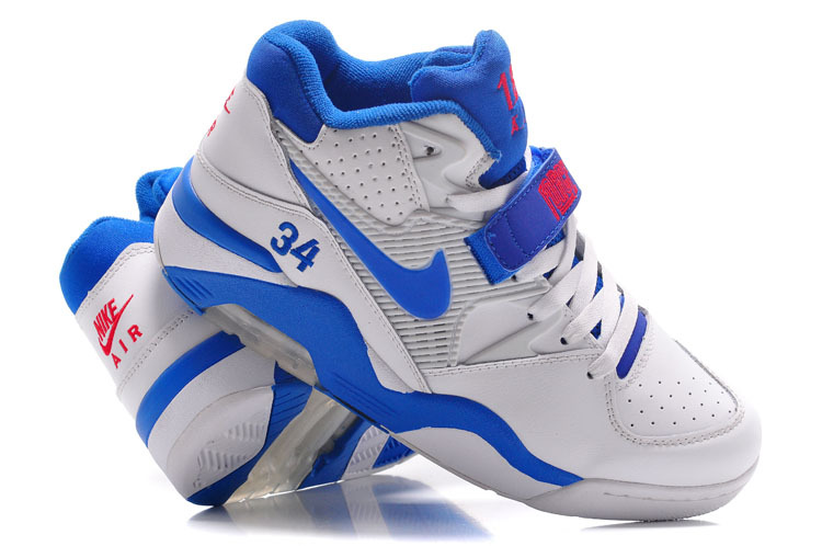 New Release Air Force 180 Barkley White Baby Blue Shoes