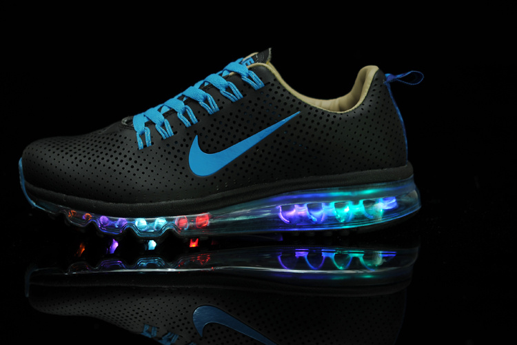 Nike Air Max 2013 NSW Midnight Black Blue Shoes