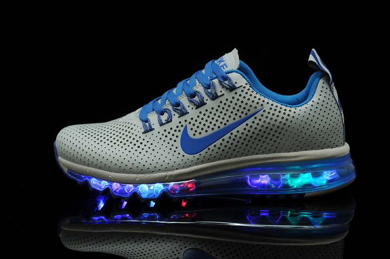 Nike Air Max 2013 NSW Midnight Grey Blue Shoes