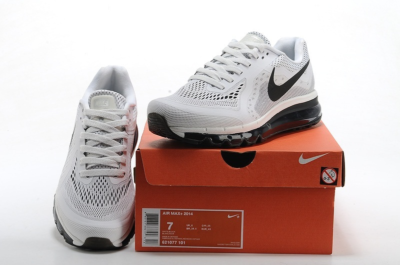 Nike Air Max 2014 Grey Black Shoes