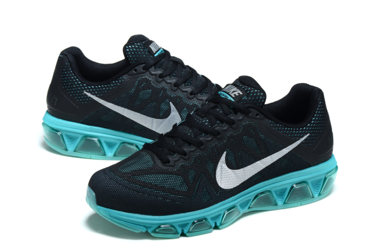 Nike Air Max 2015 20K6 Black Light Blue Shoes