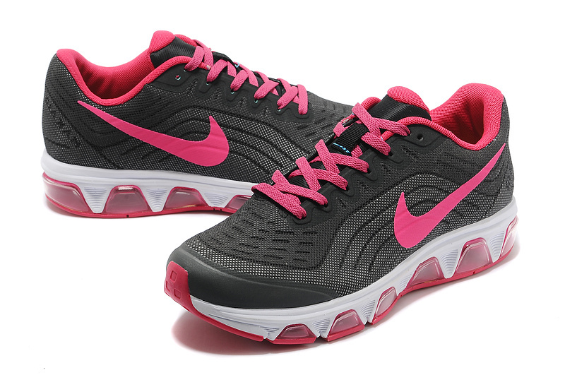 Nike Air Max 2015 Black Pink White Shoes