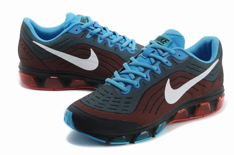 Nike Air Max 2015 Blue Black Wine Red Shoes For Women