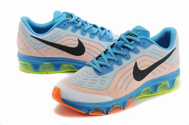 Nike Air Max 2015 Blue Grey Orange Shoes