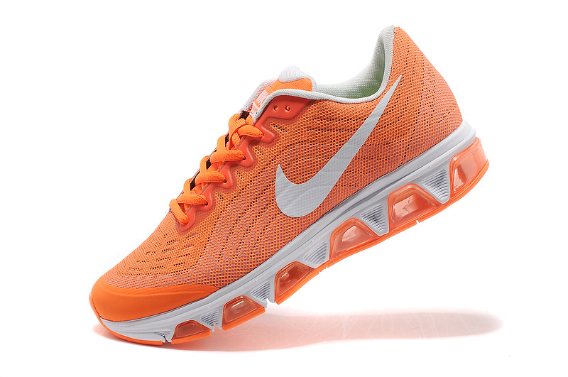 Nike Air Max 2015 Orange White Shoes