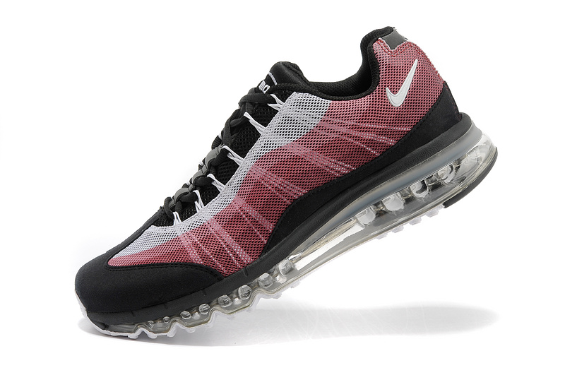 Nike Air Max 95 2013 Grey Black Wine Red Shoes