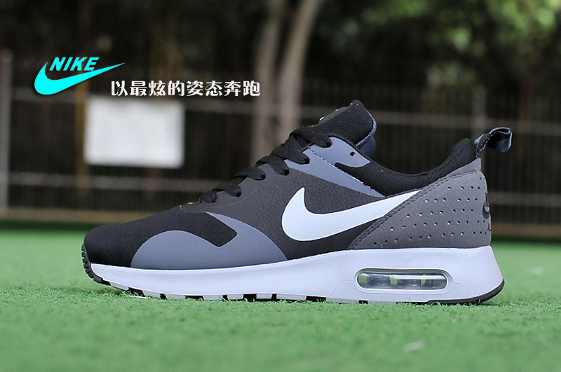 New Nike Air Max Tavas Air Max 90+97 Black Blue