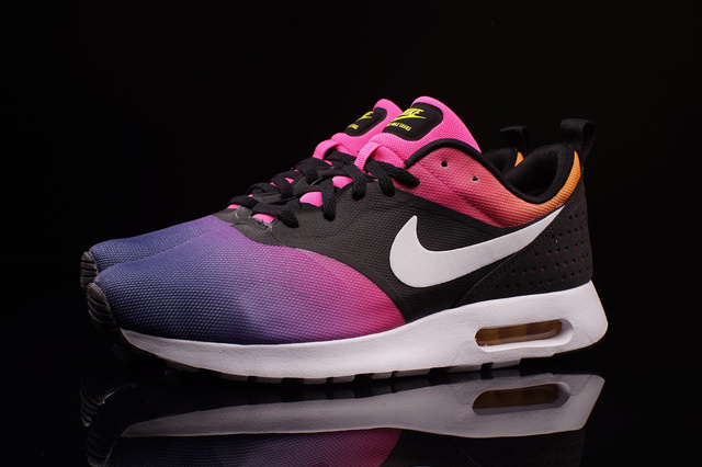 New Nike Air Max Tavas Air Max 90+97 Black Purple White
