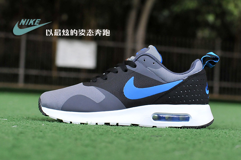 New Nike Air Max Tavas Air Max 90+97 Blue Black White