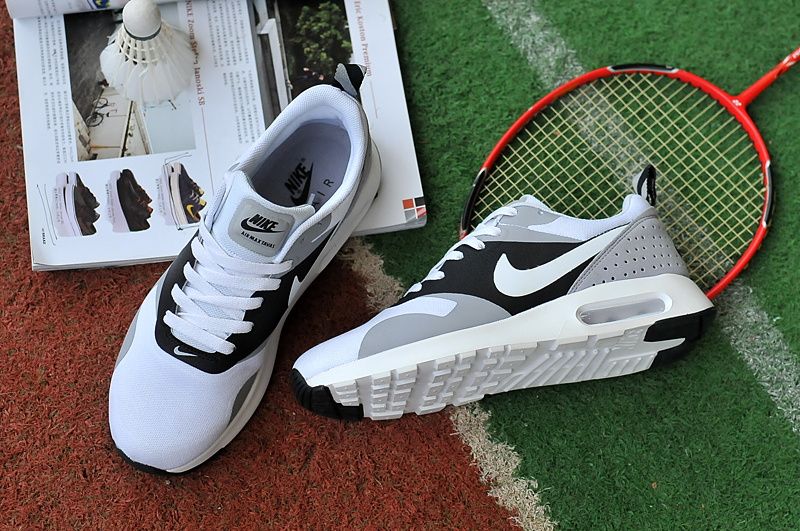 New Nike Air Max Tavas Air Max 90+97 Grey Black