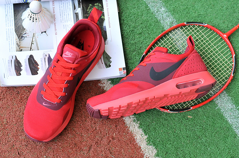 New Nike Air Max Tavas Air Max 90+97 Red Blue