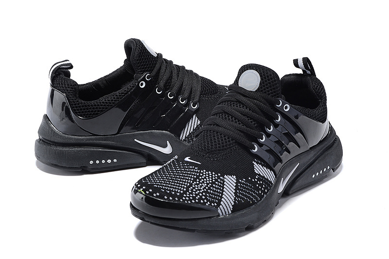 Nike Air Presto Knit All Black Shoes