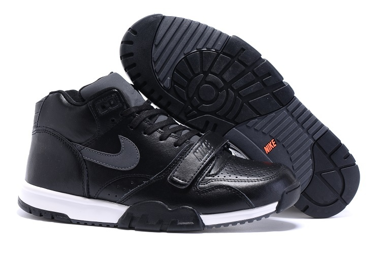 Nike Air Trainer 1 Built in Sole Black White Shoes