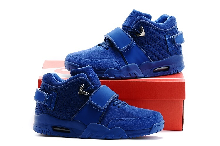 Nike Air Trainer Cruz All Blue Shoes