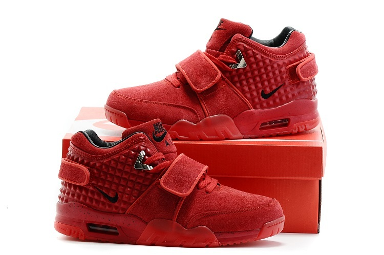Nike Air Trainer Cruz All Red Shoes