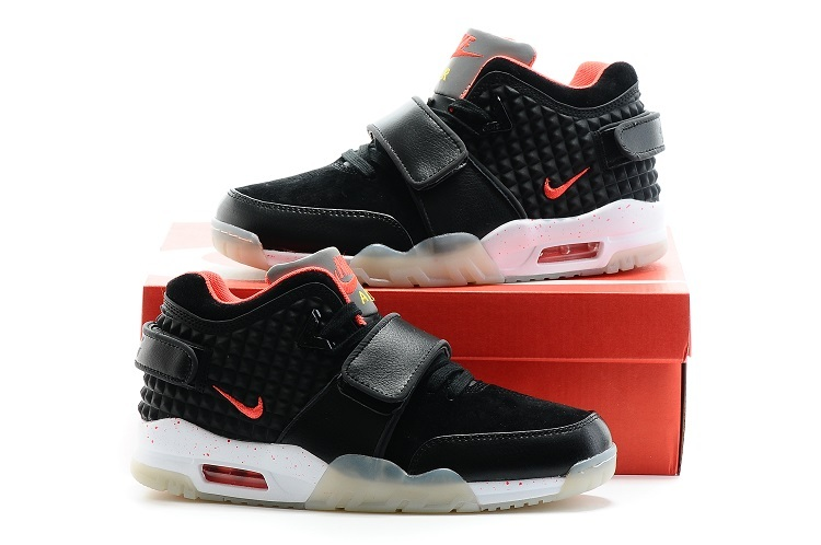 reputable site 97bba 143f3 Nike Air Trainer Cruz Black Red Shoes