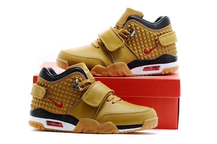 Nike Air Trainer Cruz Yellow Black Red Shoes