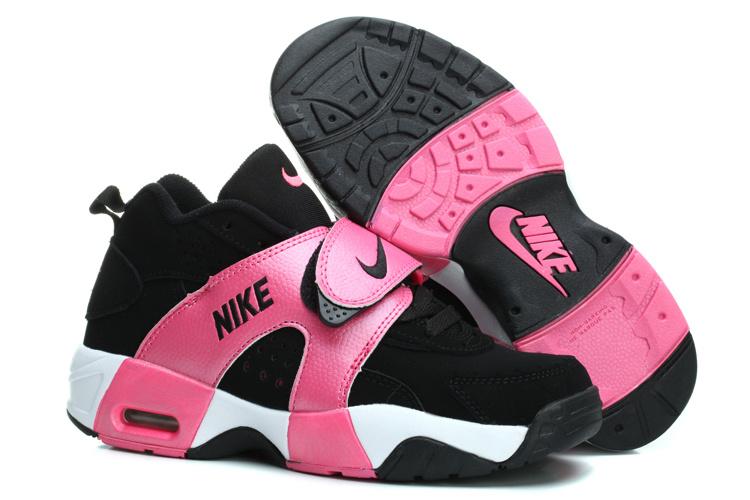 Nike Air Veer Black Pink White Shoes