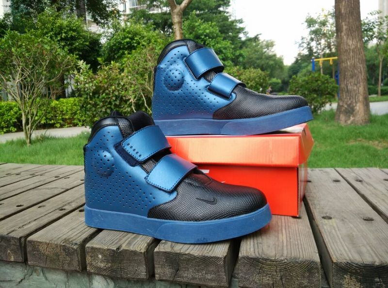 850f13072e Nike FLYSTEPPER 2K3 Yeezy Black Blue Shoes