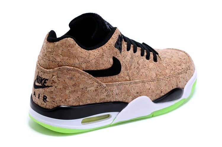 Nike Flight Squad Brown Black Green Shoes