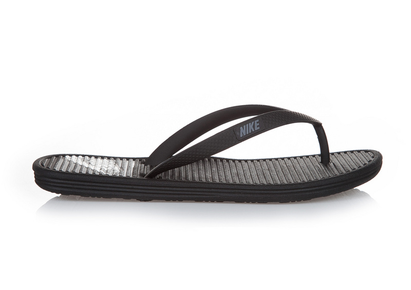 Nike Flip-flops All Black Sandal