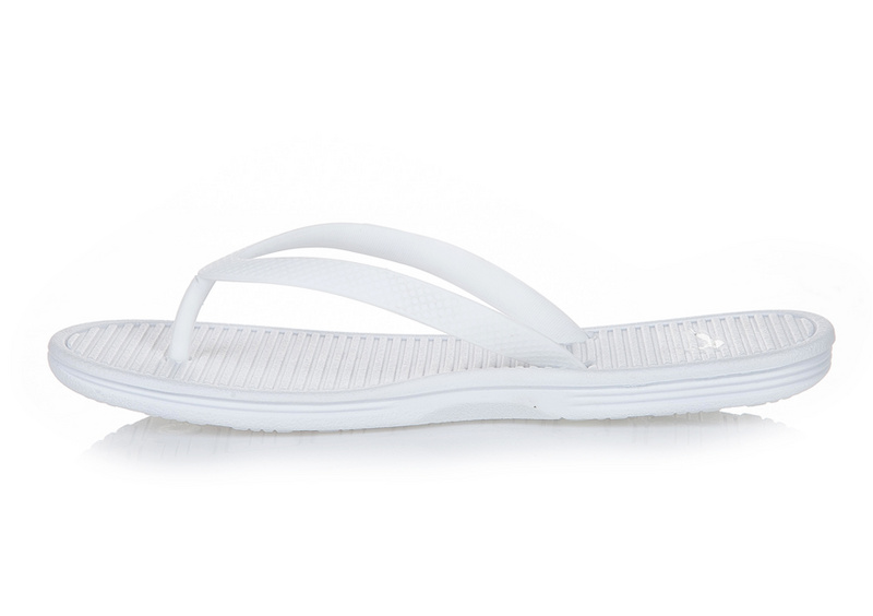 Nike Flip-flops All White Sandal