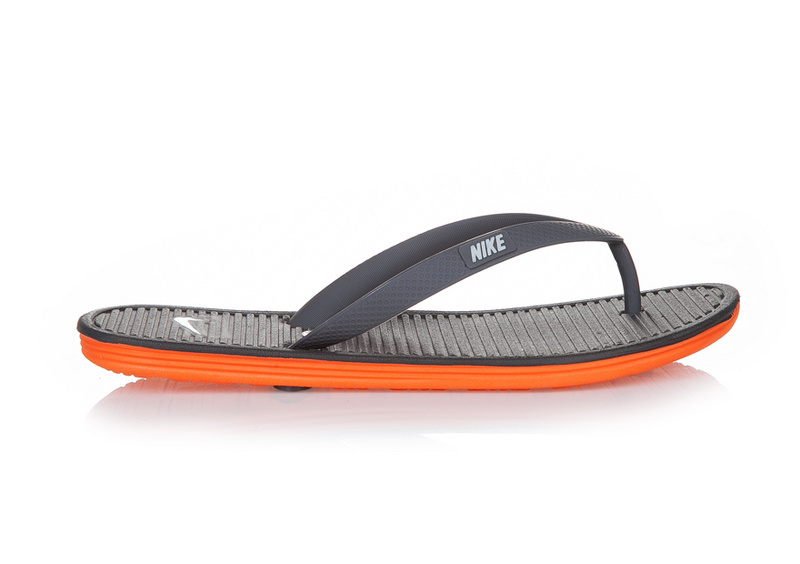 Nike Flip-flops Black Orange Sandal