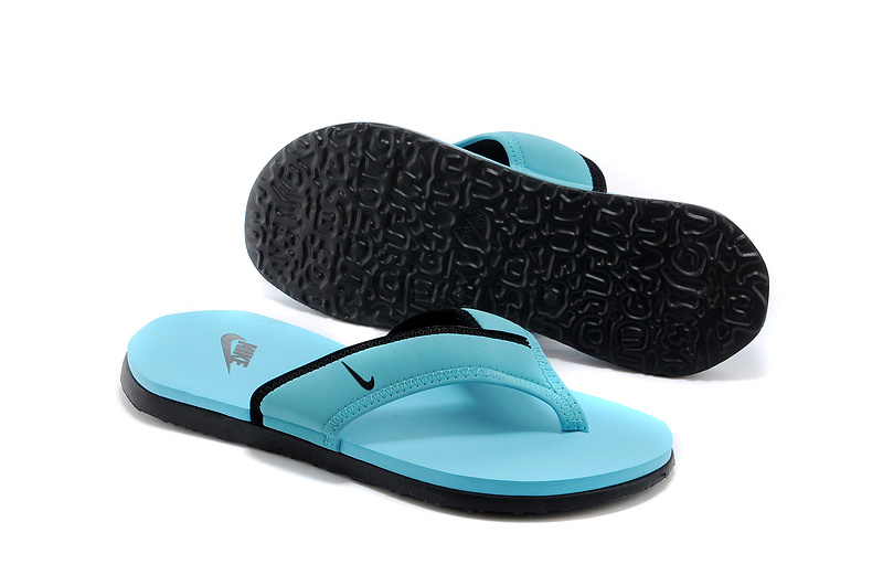 Nike Flip-flops Light Green Black Sandal