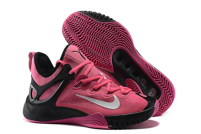 Nike HyperRev 2015 Pink Black Shoes