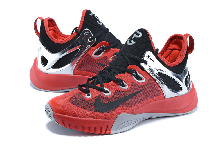 Nike HyperRev 2015 Red Black Shoes