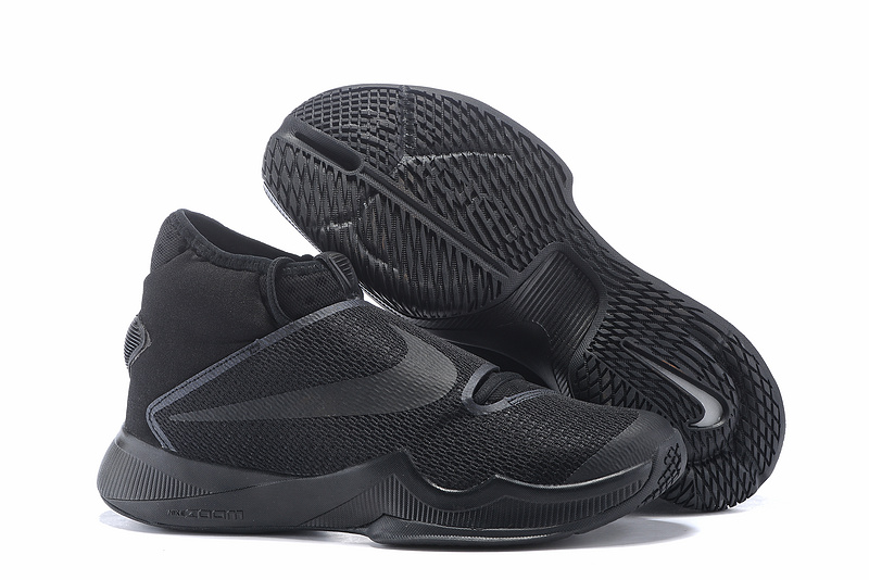 Nike HyperRev 2016 All Black Shoes